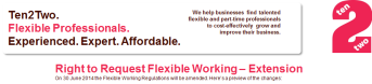 Right to request Flexible Working Extension